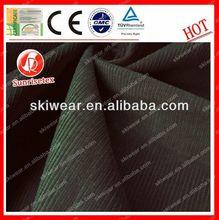 antistatic fireproof knitted fabric stretch velvet