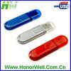 Transparent OEM Usb 2.0 Plastic Usb Flash Drive