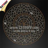Rhinestud custom hotfix pattern bling tattoo designs