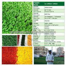 artificial grass carpet for GYM hall