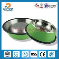 Non-slip cute stainless steel cat bowl,cat feeder,pet bowl