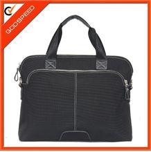600D nylon school bag material of briefcase laptop case bag
