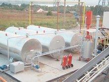 Bitumen plant 3x40 mc