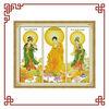 NKF Three Western Saints(2)(harmony edition) cross stitch patterns