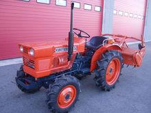 KUBOTA used japanese tractor
