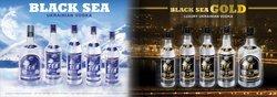 Black Sea Gold Vodka for African Market