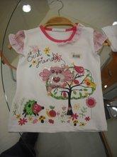 NEW Flashing Leds Tshirts for Children