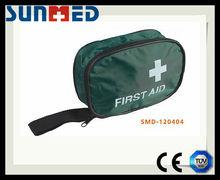 Good quality hand loop Nylon Travel First Aid Bag