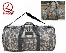 Swiss waterproof ACU digital camo army duffel bag