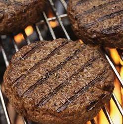 Halal Beef Burger