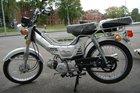 Motorcycle 50cc Intermoto 4-stroke