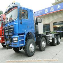 DTA SHAC MAN Off Road military 6x6 8x8 truck tractor 8x8 ( Awd truck ) SHACMAN 8x8, 600 horsepower big+86-15271357675