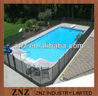 ZNZ Safety Portable Pool Fence