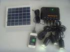 outdoor portable mini solar lighting kits