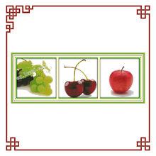 NKF Fruits(3) (triptych) cross stitching patterns