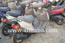 Used Japanese Scooter 50cc Yamaha
