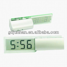 multi-function funny lcd digital desk clock
