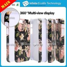 Water Transfer Printing Film Case for iPhone 5 Custom Design