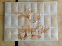 30x45 mold wall tile kitchen ceramic for interior decoration