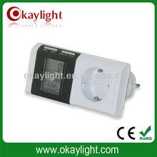 Digital Watt Meter For All Kinds Of Appliances.