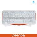 2014 seenda teclado inalámbrico de los últimos modelos para tablet pc