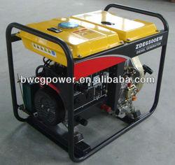 BWCG Power! 5kW Welding Diesel Generator Set