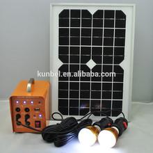 Hot Selling DC 10W handy solar power system