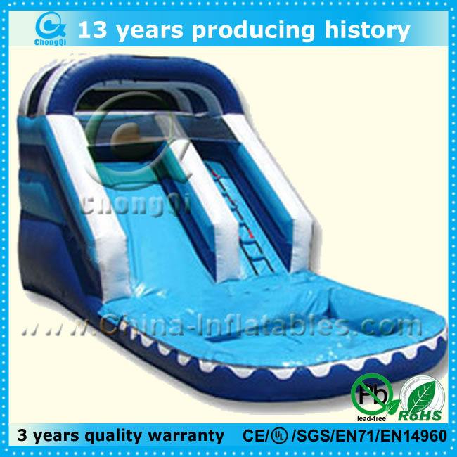 2013 durable inflatable water slide, infaltable water slide