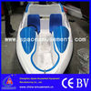 [Space amusement]Hot Selling Attractive Kids Electric Paddle Boat