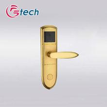 Door lock buzzer,gsm hotel door lock,RF card master hotel door lock