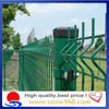 High quality triangle PVC coated V mesh fence