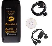 JCB Heavy Duty truck diagnostic interface v8.1.0 JCB electronic service tool JCB CAN BUS Truck diagnostic tool DHL free shipping