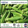 Chinese Organic Fresh Okra