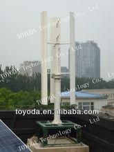 Solar wind hybrid power generator TOYODA Free Energy generator