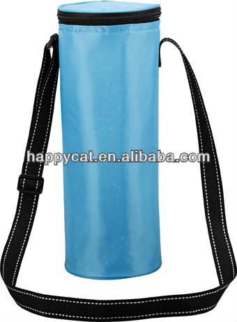 Custom Functional Blue Water Bottle Cooler Bags (UF-3804)