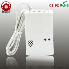 Wireless Coal / Natural / Petroleum Gas Leak Detector system Sensor 4.7M 315/433