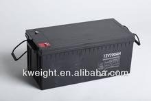 dry battery 12v 200ah