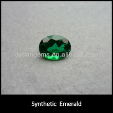 High Quality Synthetic Emerald Price Per Carat