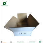 RECYCLED CORRUGATED PAPER BOX FOR PACKAGE (FP601128)