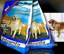 pet dog food bag