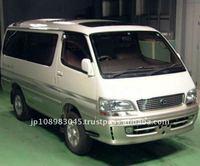 Toyota Hiace Wagon Japanese used van Diesel van