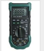 Tester Resistance AC DC Ohm Hz 4000 Counts Voltmeter Mastech MS8268 Multimeter
