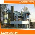 architecture design villa moderne
