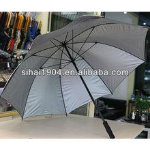 hot sales uv golf umbrellas for sunlight