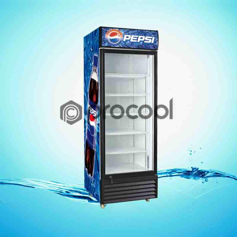Pepsi Display Cooler