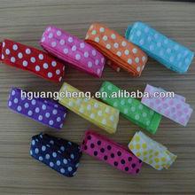 Elastic Dots Printed elastic trim Wholesale
