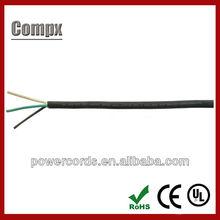 American UL HSJO 14AWGX3C american standard rubber cable