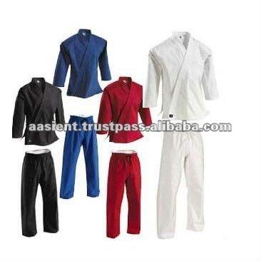 100% Cotton Jiu Jitsu Uniforms