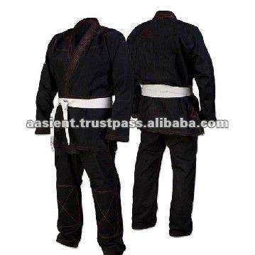 Black Jiu Jitsu Kimonos
