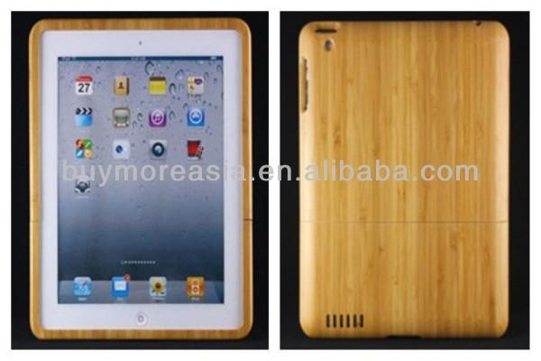 Hot for iPad Mini Case, Bamboo and Wooden Case for iPad Mini